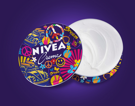 NIVEA - Art Direction & Posting Plan