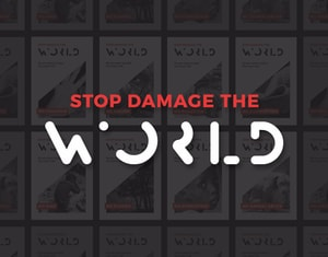 Stop Damage The World