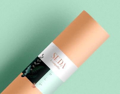 Seda & Companhia - Brand Proposal