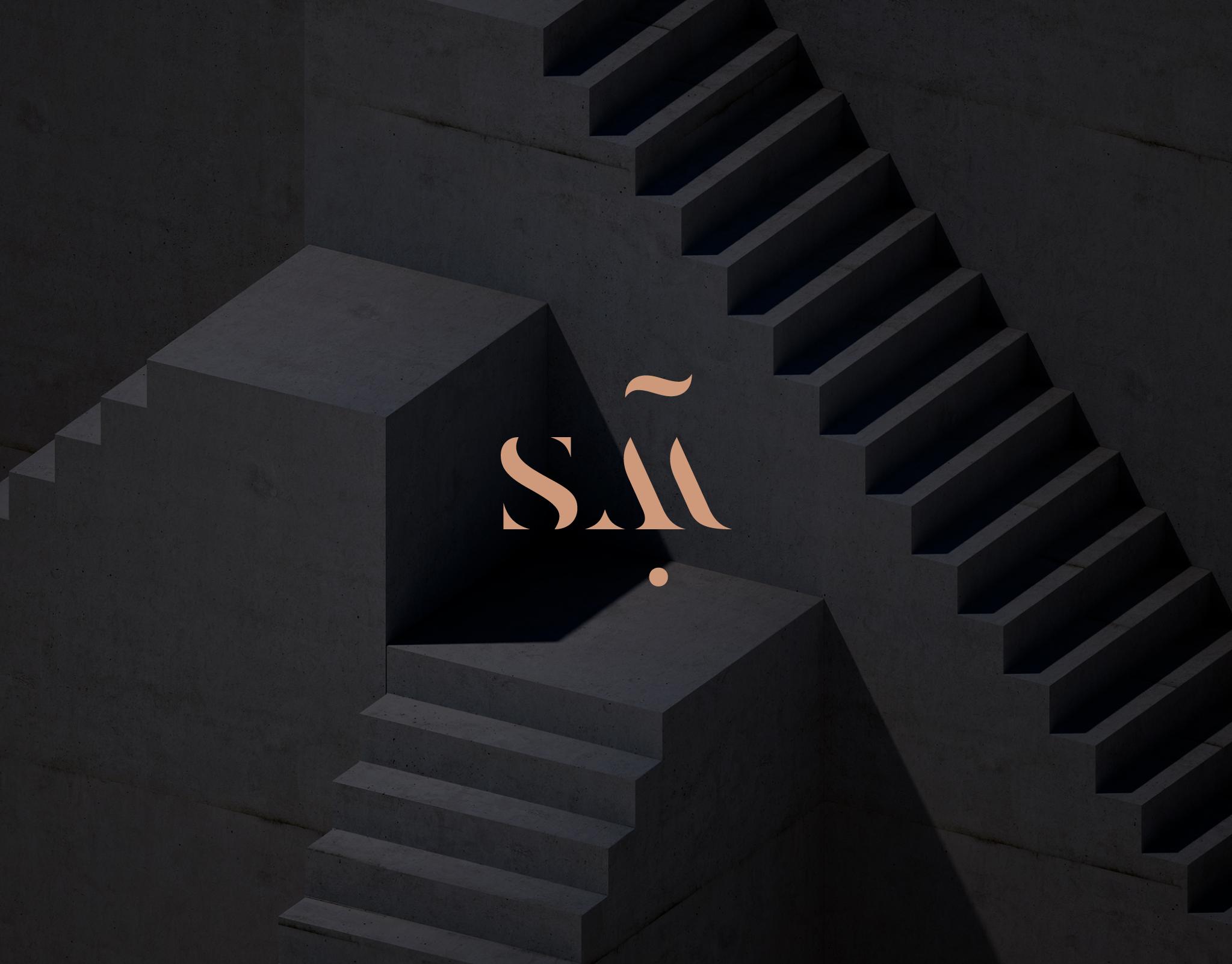 SM - BRAND IDENTITY   Indústria Criativa