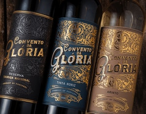 Convento da Glória | Wine Label Design