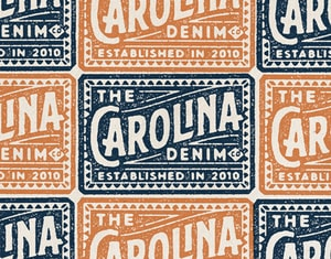 Carolina Denim - Branding