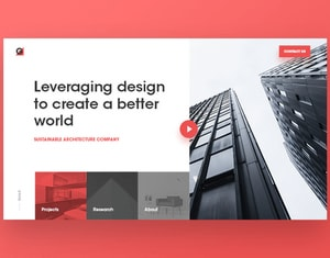 Architecture Company Website